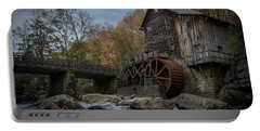 Glade Creek Water Wheel Portable Battery Charger