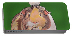 Gladys The Guinea Pig Portable Battery Charger