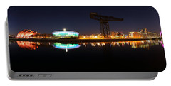 Glasgow Clyde Panorama Portable Battery Charger