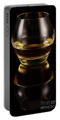 Glass Of Whiskey Portable Battery Charger