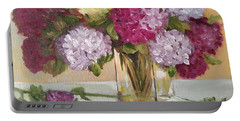 Glass Vase Portable Battery Charger