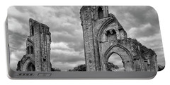 Glastonbury Abbey Portable Battery Charger