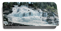 Glen Alpine Falls Mist Portable Battery Charger