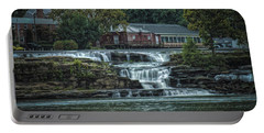 Glen Farris On The Falls Portable Battery Charger