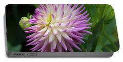 Glenbank Twinkle Dahlia 1 Portable Battery Charger