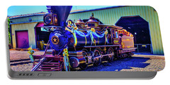 Glenbrook Ginerbread Locomotive Portable Battery Charger