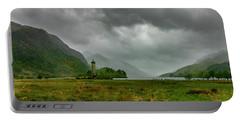 Glencoe, Scotland Portable Battery Charger