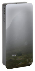 Portable Battery Charger featuring the photograph Glencoe Scotland by Mary-Lee Sanders