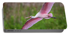 Gliding Spoonbill Portable Battery Charger