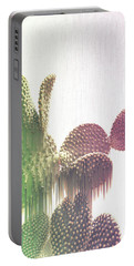 Glitch Cactus Portable Battery Charger