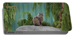 Glorious Cat Portable Battery Charger