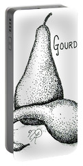 Glorious Gourds Portable Battery Charger