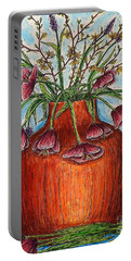 Glorious Springtime Portable Battery Charger