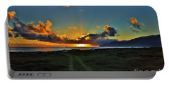 Glorious Sunrise Portable Battery Charger by Craig Wood