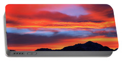 Glorious Sunrise Portable Battery Charger