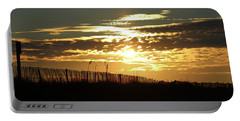 Glorious Sunset Portable Battery Charger