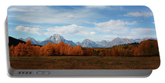 Glorious Tetons Portable Battery Charger