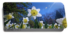 Glory Of Spring Portable Battery Charger