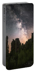 Glowing Horizon Portable Battery Charger