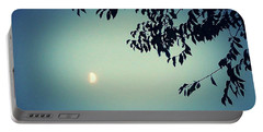 Glowing Moon  Portable Battery Charger