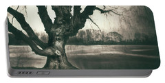 Gnarled Old Tree Portable Battery Charger
