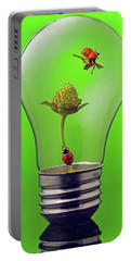 Go Green Portable Battery Charger