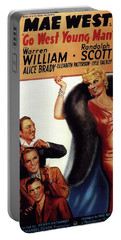 Go West Young Man 1936 Portable Battery Charger