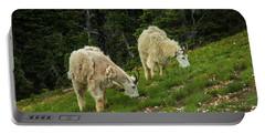 Goat Garden Portable Battery Charger