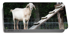 Goat Smile Portable Battery Charger