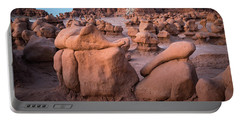 Goblin Valley Rock Formations Portable Battery Charger