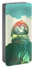 God Is An Astronaut Portable Battery Charger