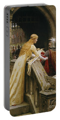 God Speed Portable Battery Charger by Edmund Blair Leighton