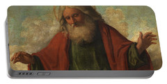 God The Father Portable Battery Charger