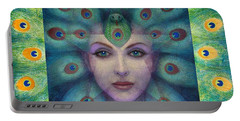Goddess Isis Visions Portable Battery Charger