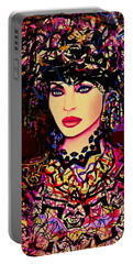 Goddess Of Beauty Portable Battery Charger