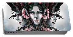 Goddess Of Magic Portable Battery Charger