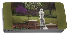 Goddess Of Spring Portable Battery Charger by Don Spenner