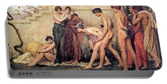 Gods At Play Portable Battery Charger