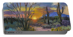God's Day - Sonoran Desert Portable Battery Charger