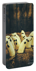Going Bananas Over Halloween Portable Battery Charger