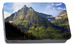 Portable Battery Charger featuring the photograph Going To The Sun 1 by Marty Koch