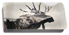 Going Wild Moose Portable Battery Charger