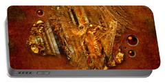 Gold Angel Portable Battery Charger by Alexa Szlavics