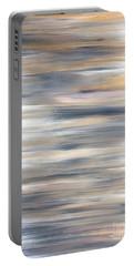Gold Coast #21 Landscape Original Fine Art Acrylic On Canvas Portable Battery Charger