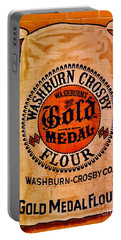 Gold Medal Flour Sign Portable Battery Charger