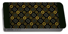 Gold Nights Portable Battery Charger