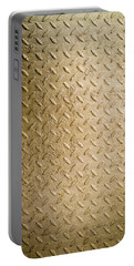 Grit Of Goldfinger Portable Battery Charger