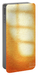 Portable Battery Charger featuring the photograph Gold Toner by Craig J Satterlee