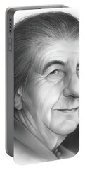 Golda Meir Portable Battery Charger