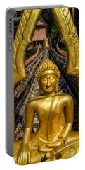 Golden Buddhas Portable Battery Charger